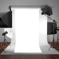 OOTDTY новая белая тонкая виниловая фотография фона фон студия фотопродучный прочный 3x5ft