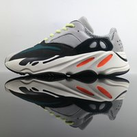 Top 700 wave runner running shoes mens kanye west designer s...