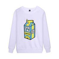 lirica limonata sweatershirt divertente con cappuccio Per la musica uomini / donne sweatershirt Hoodie