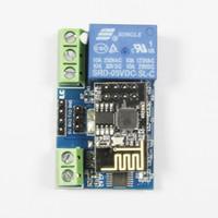 ESP8266 5V WiFi relé Internet das coisas casa inteligente Cellp Hone APP teleswitch Far distância de transmissão