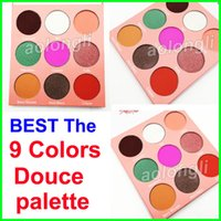 New Douce Eyeshadow Palette sweet blend of metallic eye shad...