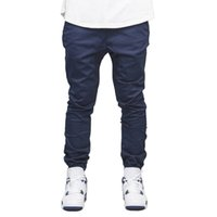 Men Jogger Pants Fashion Hip Hop Casual Design Pants For Men