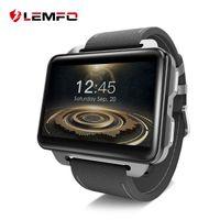O telefone móvel esperto Milliampere do relógio de pulso dos relógios do bluetooth da inteligência 3G u8 bateria 2,2 polegadas a venda super do flash do aiwatch da tela 16g