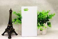 Pour Lenovo K910 / K920 / K900 / S820 / S920 / A830 / A820T / A850 / S850 Sublimation 3D Téléphone Mobile brillant cas maté Chaleur Appuyez sur la couverture de téléphone