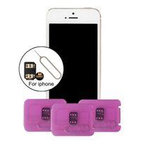 RSIM12 Odblokuj dla ISO 12.3 R-SIM 12+ Oryginalny karta SIM ICCID Unlock dla iPhone XS X 8 7 VS R-SIM 14 Plus 15 DHL Darmowa wysyłka