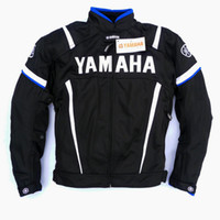 2017 Summer Motorcycle Moto GP Jacket With Protector For YAM...
