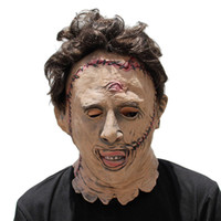 NEW Texas Chainsaw Massacre Leatherface Masks Latex Scary Mo...