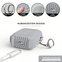 Minimalistisches Design weichem Silikon stoßfest Schutzhülle für AirPods Kopfhörer