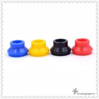22 mm E-Cigarette Summit POM Drip Tip POM Made E-Cigarette Accessories RDA Top Cap para algunos atomizadores de 22mm colores surtidos