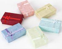 5 * 8 * 2.5 cm moda di alta qualità per charms perline scatola regalo confezione per pendenti collane orecchini anelli anelli bracciali gioielli w442