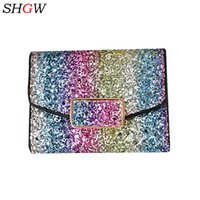 SHGW Colorful Short Wallet Fashion Style Female Wallets Wome...
