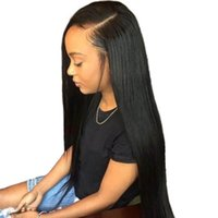 Brazilian hair Lace Front wigs Straight wigs Full Lace Human...