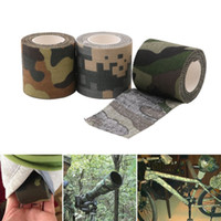 Wholesale Camo Army Non Woven Cohesive Bandage Self- adhesive...