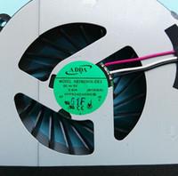 الجملة ل Clevo W150 W150er W350 W350ETQ W370ETQ W370SKQ مروحة تبريد وحدة المعالجة المركزية AB7905HX-DE3 6-23-AW15E-010