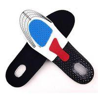 Neue Freie Größe Erwachsene Orthesen Arch Support Sportschuhe Pad Sport Laufgel Einlegesohlen Insert Kissen für Männer Frauen Fußpflege