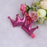 20pairs Kind-Baby-Kronen-Haar-Zubehör-Klipp-Haarnadel Haarspangen Kopfbedeckung Blume Weihnachtsfest-Prinzessin Weihnachtsgeschenk
