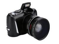كاميرا SLR الرقمية الجديدة 3.5 بوصة وشاشة عرض 24MP المضادة للاهتزاز مايكرو كاميرا SLR 5X زووم بصري كاميرا الفيديو الرقمية HD