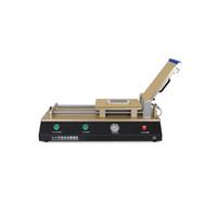 """Jiutu 14"""" Tablet automatica OCA macchina di laminazione OCA polarizzatore pellicola Laminatore macchina per Riparazione schermo LCD necessita di compressore d'aria"""