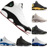 Sconto Men 13s He Got Game Scarpe da pallacanestro Classe del 2003 Hyper Royal Blue Phantom Altitude Black Cat Sports Trainer Sneaker Taglia 41-47