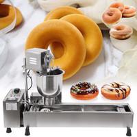 كوليس معدات تجهيز الأغذية التجارية آلة دونات التلقائي، آلة صنع الكعك