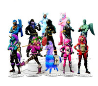 32 Styles Fortnite Action Figures Cartoon Fortnite Toys Acry...