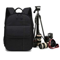 Upgrade multifunktionale digitale DSLR-Kamera Tasche Outdoor-Kamera Rucksack professionelle wasserdichte SLR Kamera Foto Fall