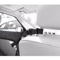 Pet Automotive Supplies Protection isolation de clôture automobile véhicule Retour Seat Pet Car barrière voiture chien sécurité voiture chien animal