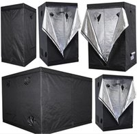100 * 100 * 200cm Indoor Hydroponics Grow Tent Light 60/80/100/120/150 Grow Room Plant Growing riflettente Mylar non tossico serre da giardino