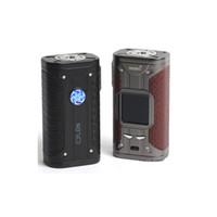 Smoant Cylon 218 W TC Kutusu MOD ile Güncellenmiş Ant218 V2 Yonga Seti 1.3-inç TFT Renkli Ekran Yükseltilebilir Firmware 100% Orijinal