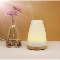 100ml colorful Light electric Essential Oil Aroma Diffuser P...