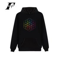 Hoodie Sweatshirt New Rock Band Hot Fashion Hoodies Women Ov...