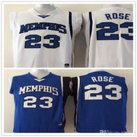 derrick rose college jersey