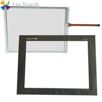 NEU HMIGTO6310 HMIGT06310 HMI PLC TouchScreen UND Front-Etikett Film Touchscreen und Frontlabel