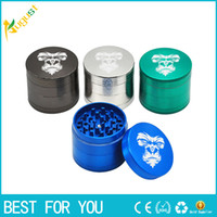 4Layer 50mm Herb Tobacco Spice Grinder Smoke Crusher Hand Cr...