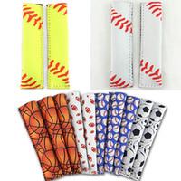 15 * 4cm Popsicle-Halter-Pop-Eis-Ärmel für Baseball-Hockey-Stock-Gefrierschrank-Pop-Halter für Softball-Fußball-Chevron-Blumen-Art WX9-544
