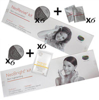 Neo Bright Kit Skin lightening+ Neo Revive Kit Skin rejuvenat...