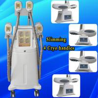 Newest 4 cryolipolysis handles coolsulpting fat freezing sli...