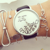 New Punk Jewelry Sets Silver Gold Plated Cuff Bangle 3Pcs Ba...