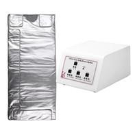 Beauty Salon Spa 3 zone lontano infrarosso terapia del riscaldamento del corpo coperta sauna termale coperta calda