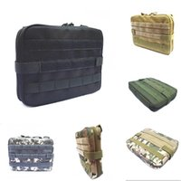 Tactical First Aid Bag Pouch Molle Medical EMT Pouches Outdo...