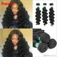 Brazilian Virgin Human Hair Bundles Loose Deep Peruvian Raw ...