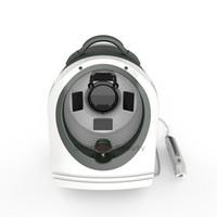 살롱 스파 홈을위한 저렴한 가격으로 고품질의 매직 미러 피부 분석기 휴대용 기계