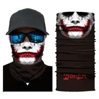 Banderas máscara de la manera del cráneo del pasamontañas Moto motocicleta de la cara Paintball País máscara de la máscara de esquí de la bici de Protección casco integral