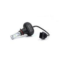 Otomobil için LED Far Ampüller 4000LM H4 LED Far H7 H4 PSX24 PSX26 5202 H13 S1 LED Far sis farı
