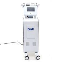 وصول جديد ضمان الجودة HPT صالون تجميل المعدات، وجودة عالية 6 في 1 الرش التجويف الترددات اللاسلكية اهتزاز فراغ آلة مدلك الجسم