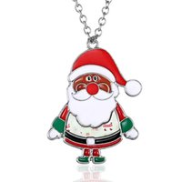Hot Sale Free Shipping Christmas Sticker Printing Necklace P...