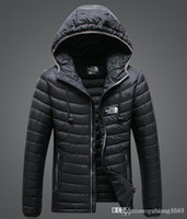 e185e2cb25 New Arrival. 2019 Brand Top Quality Winter men Down Hoodies NORTH Jackets  Camping Windproof Ski Warm Down Coat Outdoor Casual Hooded Sportswear FACE  jack