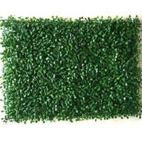 Artificial hierba verde cuadrado de césped de Plantas decoración de la pared patio plantas de jardín 2018