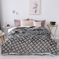 Fashion Blanket with Print Warm Soft Home Blanket for Autumn...