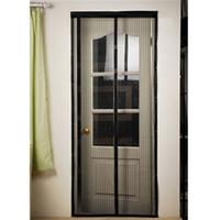 Sıcak Satış Timelive Yaz cibinlik perde mıknatıslar kapı mesh Böcek fly bug kapı pencere önlemek tül ekran sihirli